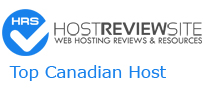Best Canadian Web Host