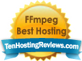 Best FFmpeg Hosting